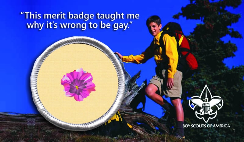 Boy Scouts Offer Gay Sex Merit Badge