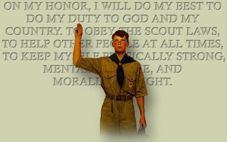 Boy Scouts to Remove 'Friendly, Courteous, Kind' from Scout Law