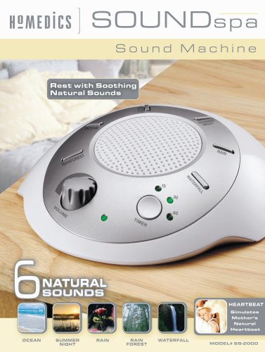 A best white noise machine is which produces sounds that fill our ears with its soothing sound 2