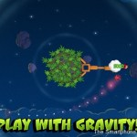 Angry Birds Space iPhone Screenshot 2