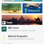 Flipboard Covers Android screenshot