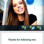 Keek iPhone Review screenshot