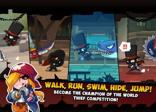 Screenshot 2014 09 30 at 10 Thief Lupin 2 Android Review screenshot