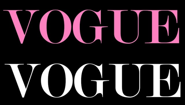 interesting facts about vogue logo