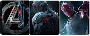 Age of Ultron recently came out on dvd and collectible Steelbooks. (Photo courtesy of Bluraysforeveryone.com)