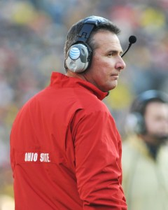 Urban Meyer has won three national titles. One while coaching Ohio State.