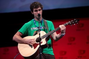 Turner runs the popular YouTube gaming channel, Tobuscus. Photo courtesy of Gage Skidmore, creative commons.