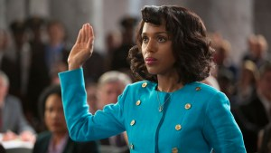 Kerry Washington portrays real life Anita Hill in HBO flick 'Confirmation.' (Photo courtesy of Hollywoodreporter.com)