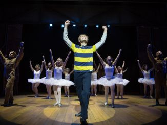"""Billy Elliot"" will be at the Fulton Theater through Oct 16. (Photo Courtesy of Lancasteronline.com)"