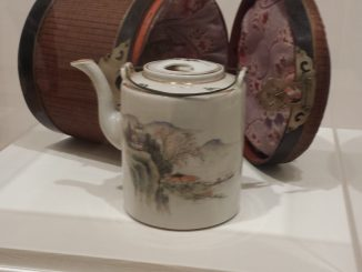 "Catch the ""Art from Imperial China"" in the Susan Eckert Gallery in the VPAC until March 10th (Katie Lundy/Snapper)"