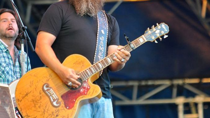 Jamey Johnson country music