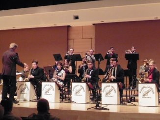 Millersville's Jazz Ensemble (Colin Vandenberg/Snapper)