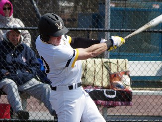 Chas McCormick made an impact on Millersville baseball with four seasons of excellent play. (Photo courtesy of MU Athletics)