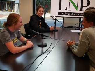 Coach Shelly Behrens joins Tierney and Pinder as they discuss with LNP their journey to the US.