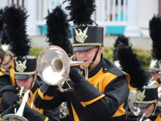 Millersville Community parade highlights University students.