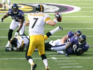 After contemplating retirement in the offseason, Ben Roethlisberger's performance has been lackluster, calling into question his elite status.