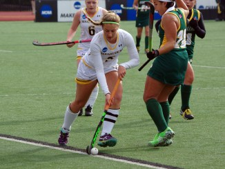 Even with many starters graduating, the future looks bright for Millersville's field hockey program.