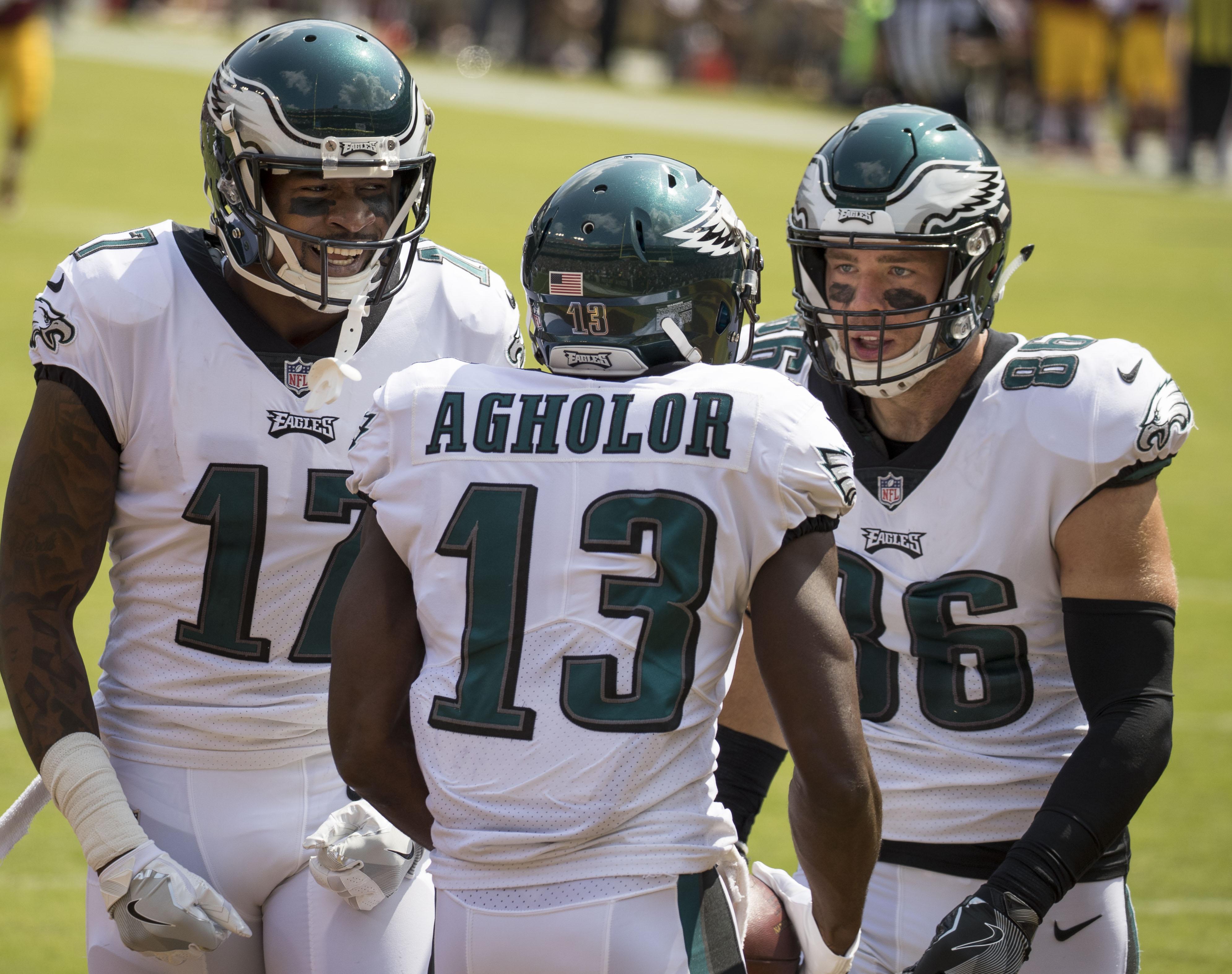 Eagles' Nate Sudfeld wants to play vs. Dallas Cowboys