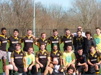 Millersville Rugby was defeated by York College in the Division II Semifinals on November 4. Photo courtesy of Taylor Schuebel.