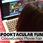 Spooktacular Fun in the Goosebumps Movie Fan Zone