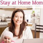 5 REAL Ways to Make Money at Home as a SAHM