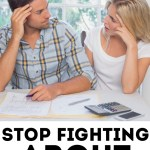 How to Stop Fighting About Money