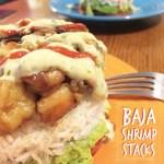 Baja Shrimp Stacks