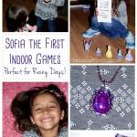 Sofia the First Games for Rainy Days
