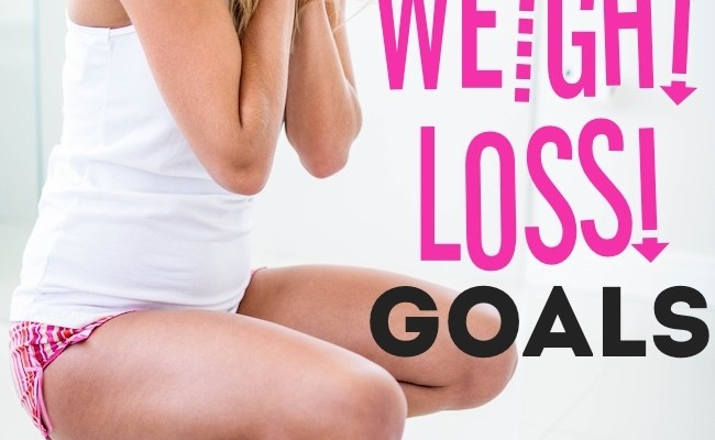 Are you sabotaging yourself before you even start? The 4 keys to setting weight loss goals that you can actually achieve!