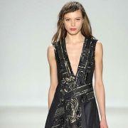 Nanette LeporeWomenswear Fall Winter 2014 New York Fashion Week February 2014