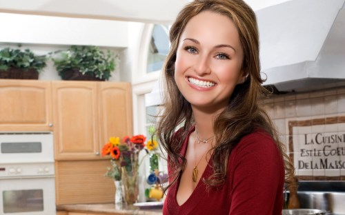 Dear Giada - You can do no wrong.