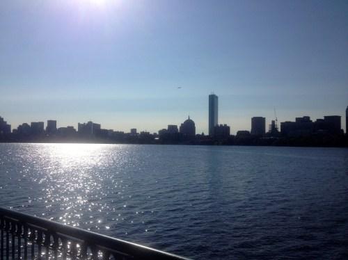 Good morning Boston!