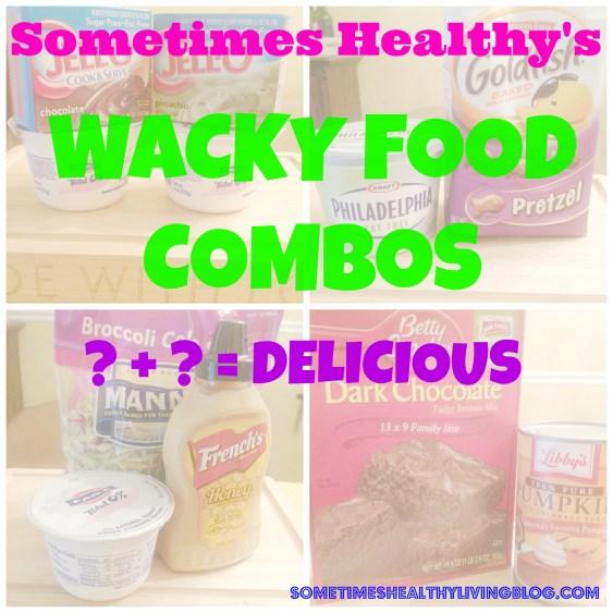 Wacky Food Combos