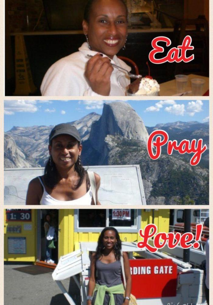 "Solo Travel: ""Eat Pray Love"" in Northern California!"
