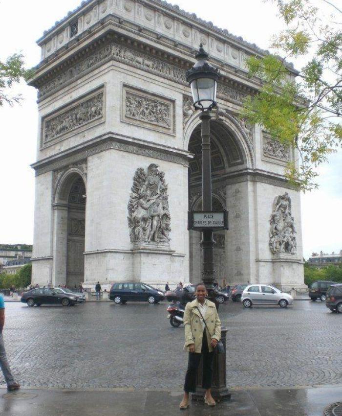 Paris Favorite Sites in the City of Lights. Arc de Triomphe