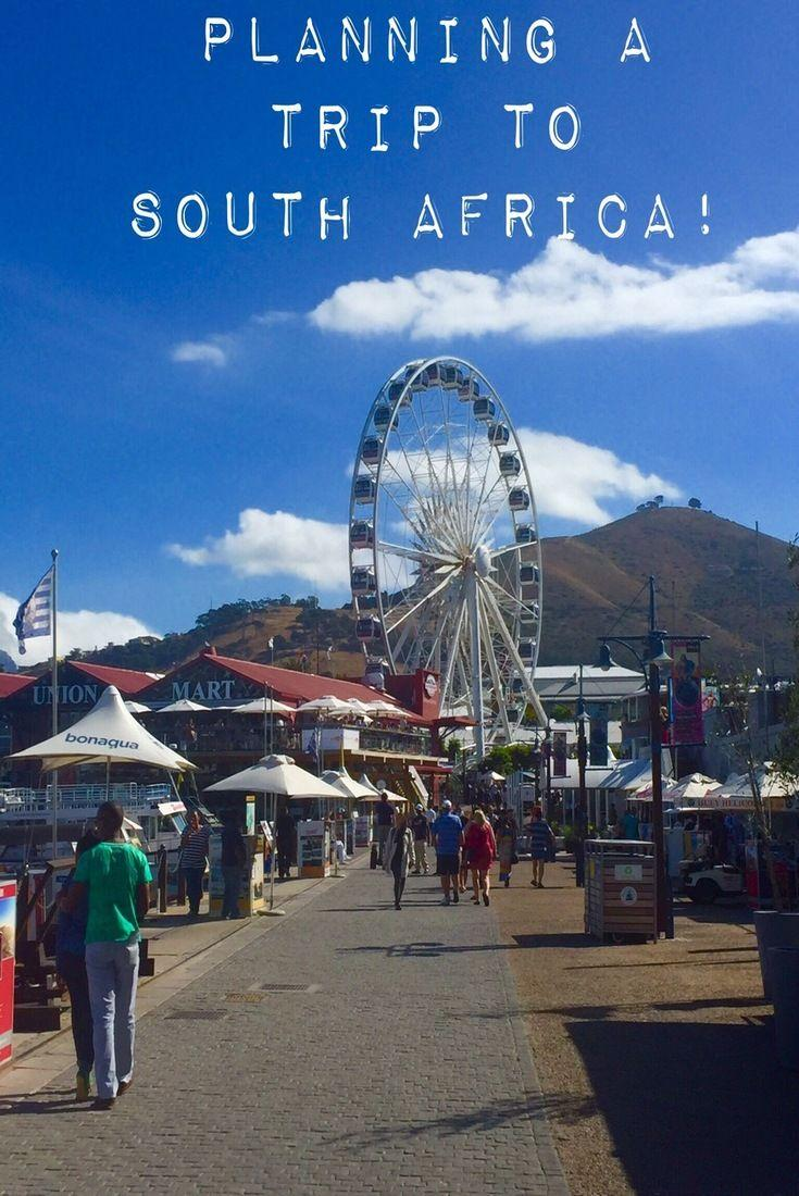 Planning a trip to South Africa! A step-by-step travel guide on when to go, where to stay, what to pack & more!