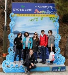 Jindo Miracle Sea Parting Festival, Korea