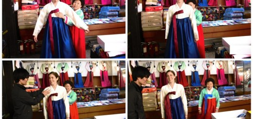 Gwangjang Market: Hanbok Shopping, Custom Korean Hanbok, Korean Traditional Clothing