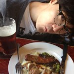 Sydney, Australia: Sausages and beer