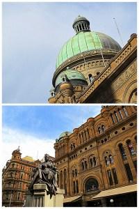 Sydney, Australia: The Queen Victoria Building