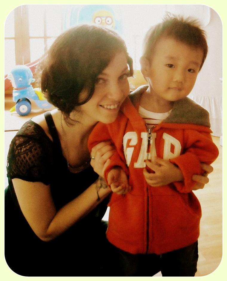 Korean Family, Nephew
