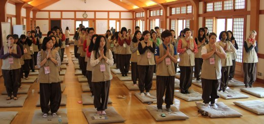 Seoul, Korea: Templestay at Gilsangsa Buddhist Temple