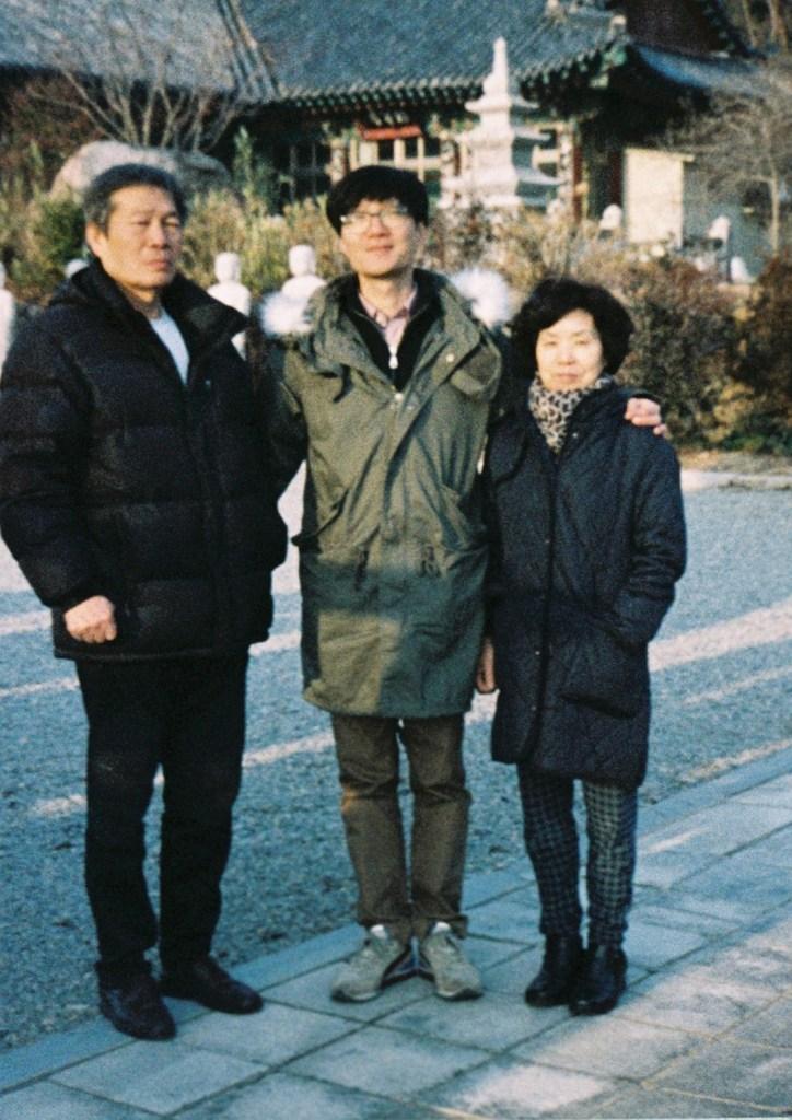 Fujica Film: Korean Family