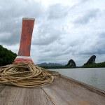 Boat Transportation to Khao Khanab Nam
