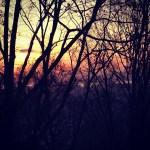 December On The Go: Sunset from Namsan
