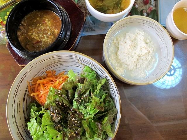 Sae Gyae Hyang Vegetarian Restaurant, Insadong, Seoul, Korea