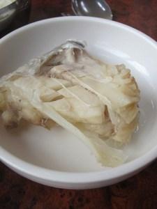 Korean Cooking: Food, Soup, Daegutang, Cod fish stew 대구탕