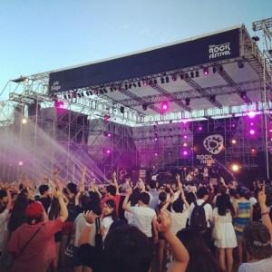 August On The Go: Busan Rock Festival