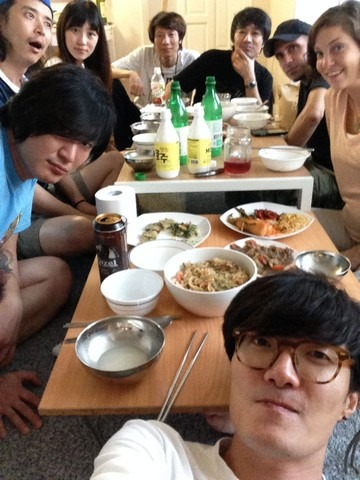 September On the Go: Chuseok with friends