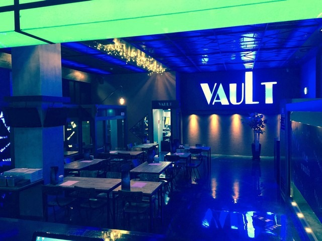 Hongdae, Seoul, Korea: The Vault Escape Room